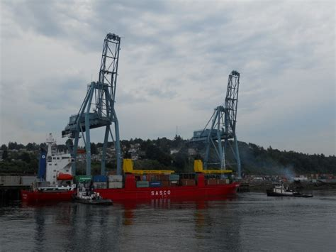 Cargo vessel Simushir detained after collision with а