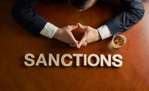 What are sanctions? | Macmillan Dictionary Blog