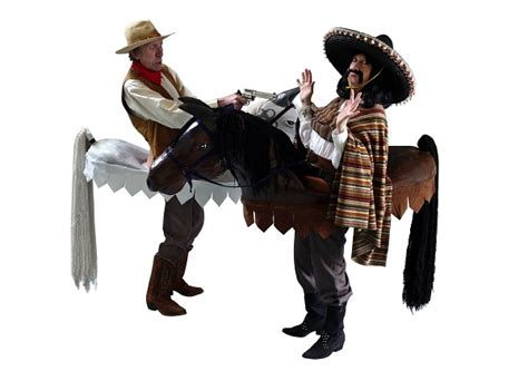 Wild West Characters - Flaming Fun Event Entertainment Agent