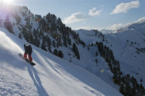 Top 10 ski resorts for thrill seekers - AOL Travel UK