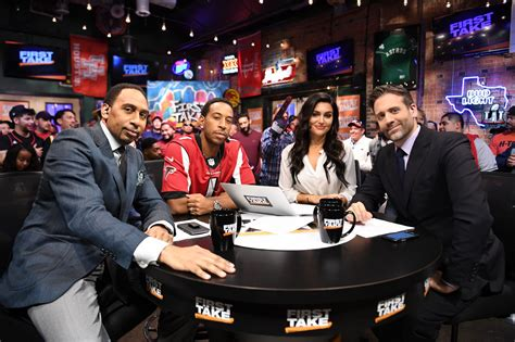 ESPN's 'First Take' brings its show to Houston