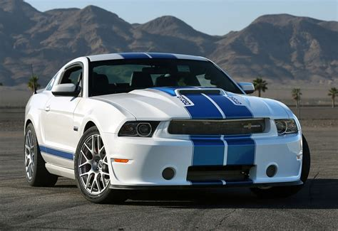 2011 Ford Mustang Shelby GT350 - specifications, photo