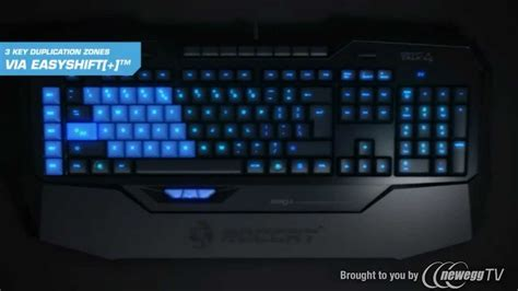Product Tour: ROCCAT ISKU ROC-12-701 Black USB Wired