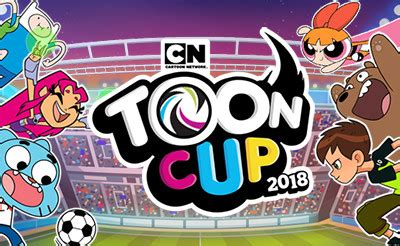 Toon Cup 2018 - Sports games - Games XL