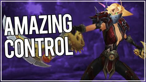 Amazing Control In Arenas - Subtlety Rogue PvP WoW Legion