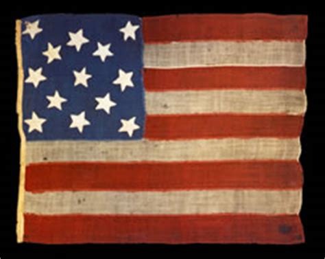 Jeff Bridgman Antique Flags, Early American Flags and