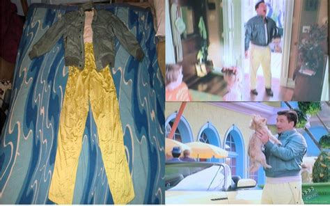 Quinn's costume Wardrobe from The Cat in the Hat (2003
