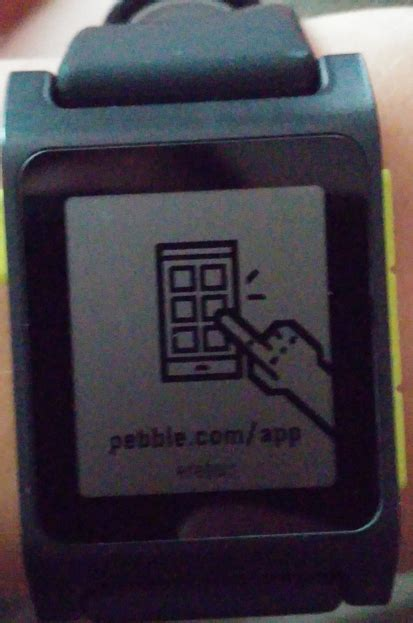 Pebble 2: Can pair with Gadgetbridge, now what? : pebble