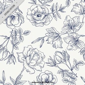 Floral patterns download free clip art with a transparent