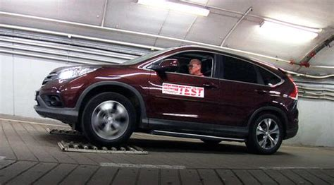 Honda CR-V's 4WD system is not working – again – Teknikens