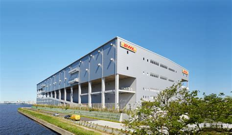DHL Express opens new gateway in Tokyo