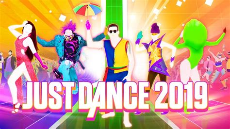 Just Dance 2019 announced for Nintendo Switch, Wii U, and