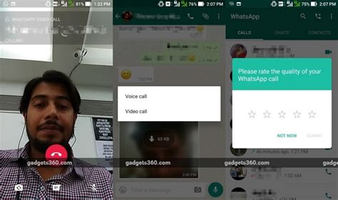 WhatsApp Video Calling Is Here, Optimised for India's
