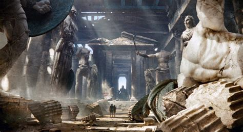 Wrath Of The Titans Review   Clash Of The Titans Sequel Review