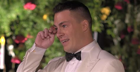 Colton Haynes Shares Emotional Video From Wedding to Jeff