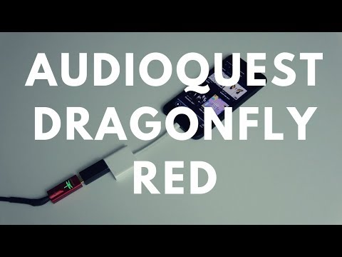 SOLD: FS: Audioquest Dragonfly Red DAC - Classifieds