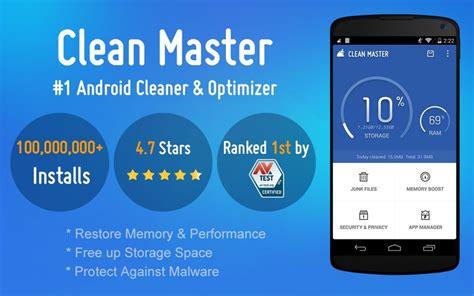 Download Clean Master for PC (Windows 10/8/7 & Mac) - Tech