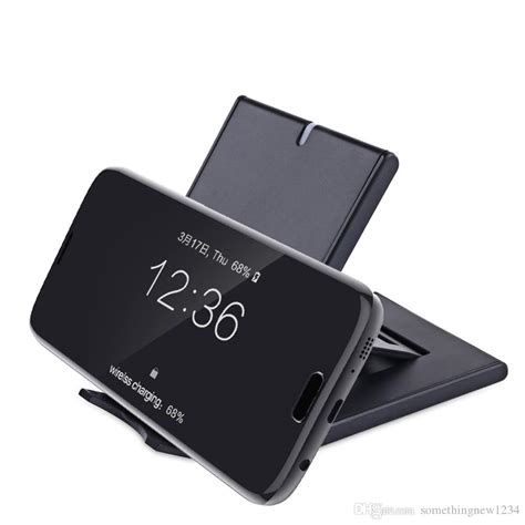 2020 Portable Qi Wireless Charger Charging Pad Universal