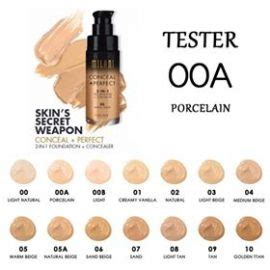 CONCEAL + PERFECT 2-IN-1 FOUNDATION + CONCEALER - Cosmetic