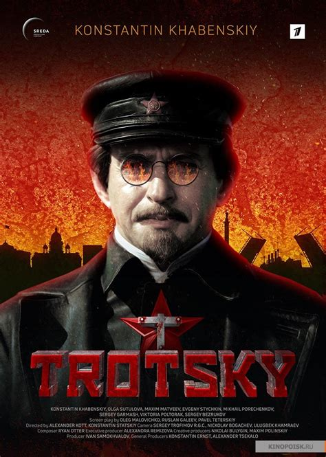 Russian television's Trotsky serial: A degraded spectacle