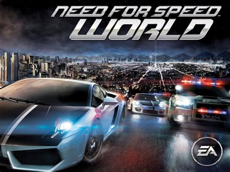 Download Need For Speed World For PC Full Version For Free