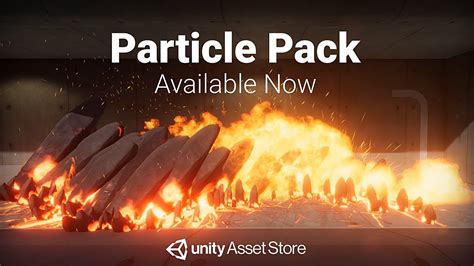 Unity Particle Pack - YouTube
