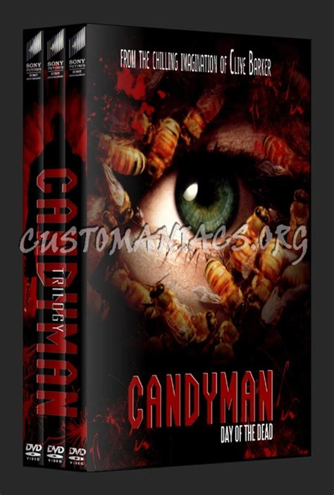 Candyman Collection dvd cover - DVD Covers & Labels by