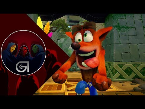 Crash Bandicoot 4 It's About Time: Frisches Video zeigt