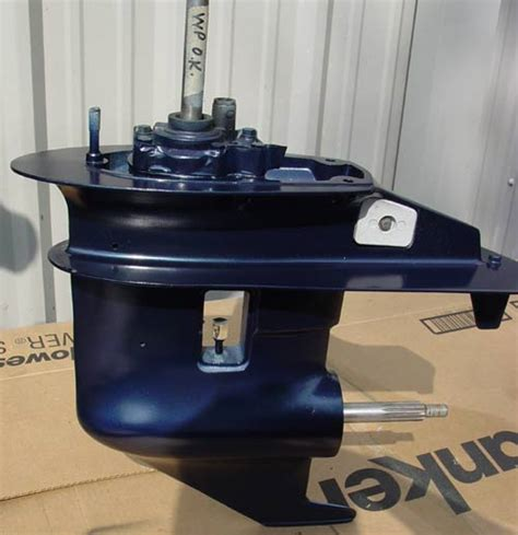Used Outboard Lower Units For Sale -- Outboard Gears