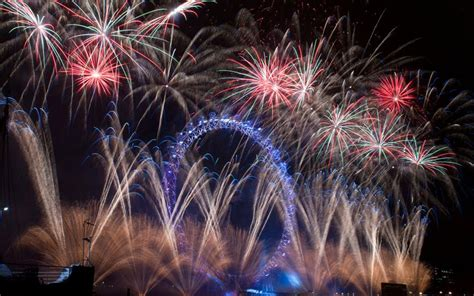 London New Year's Eve fireworks display: details - Telegraph