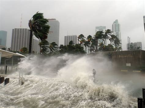 The Water Is Coming, Cities Are Sinking