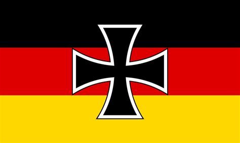 File:Flag of Weimar Republic (defence minister 1919)