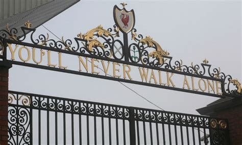 Shankly Gates to move temporarily - Liverpool FC