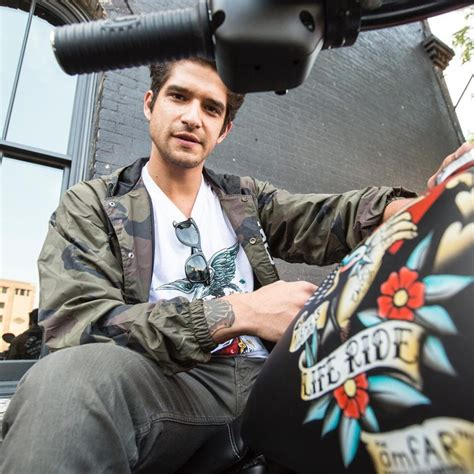 Tyler Posey Is Crazy About Girlfriend Sophia Taylor Ali
