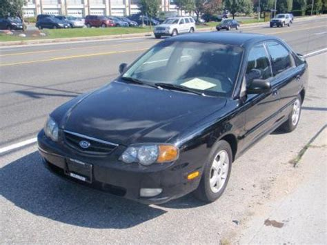 Used 2003 Kia Spectra GSX Hatchback for Sale - Stock #08