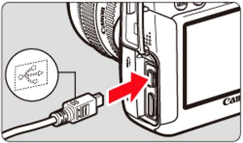 Canon Knowledge Base - How to connect the camera to a