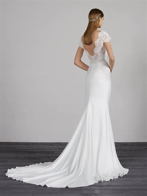 Pronovias Milady Gown - Sell My Wedding Dress Online