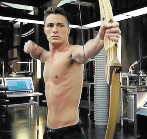 Colton Haynes bashed for weight gain | Inquirer Entertainment
