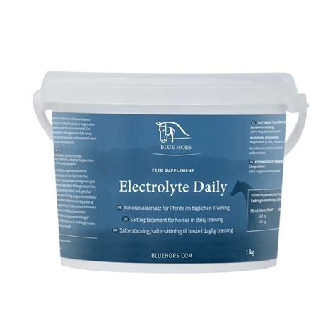 Blue Hors Electrolyte Daily 2 kg