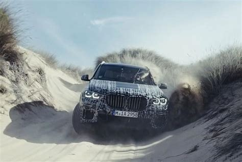 BMW X5 will be released in autumn 2018