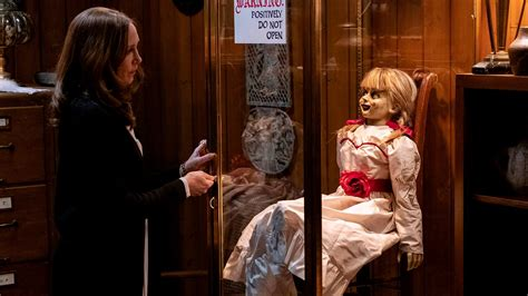 Watch Annabelle Comes Home (2019) Full Movie Online Free
