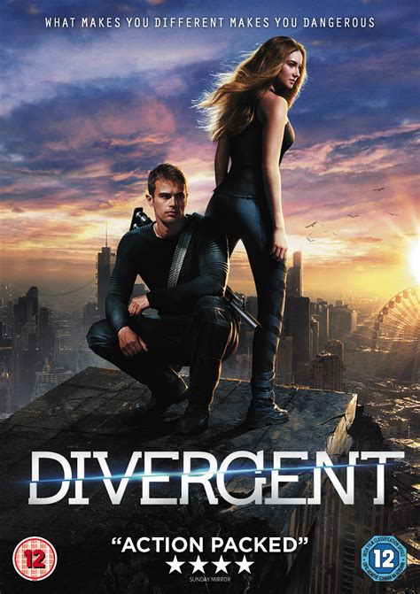 WIN A £100 OF DIVERGENT GOODIES