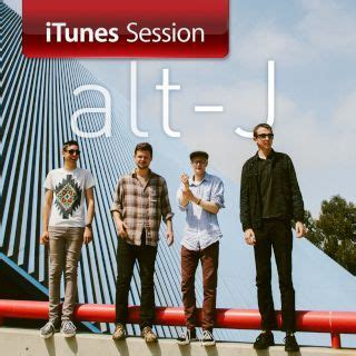 Download Alt-J's iTunes session   Consequence of Sound