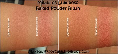 MakeupByJoyce ** !: Swatches, Comparisons + Review: Milani