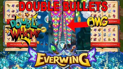 [WORKS 25/7/17]EVERWING DOUBLE BULLET HACK MAKE YOUR