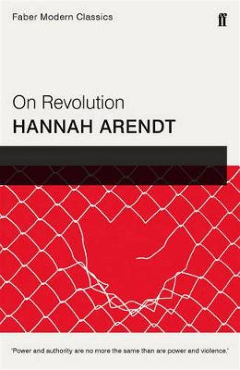 On Revolution by Arendt, Hannah