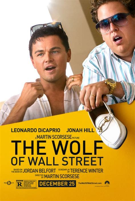 The Wolf of Wall Street (2013) …review and/or viewer