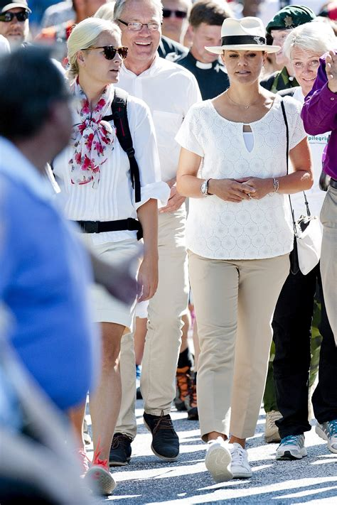 Crown Princesses Victoria of Sweden and Mette-Marit of