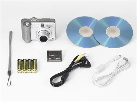 Canon PowerShot A85: Digital Photography Review