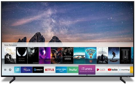 Samsung Smart TVs Adding Support for iTunes Video Content